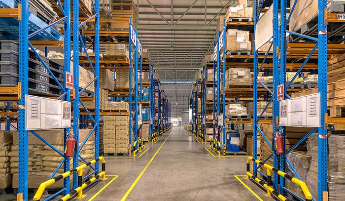 warehouse 40